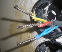 Правила электромонтажа электропроводки в помещениях. Тульские электрики.