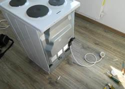 Установка, подключение электроплит город Тула