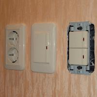 Монтаж, ремонт, замена выключателей Тула